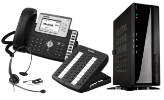 2000 Series IP PBX Combo trans